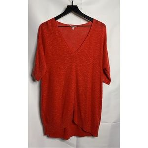 Eileen Fisher Linen Blend Sweater Size S
